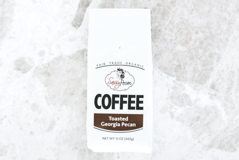 Toasted Georgia Pecan Coffee