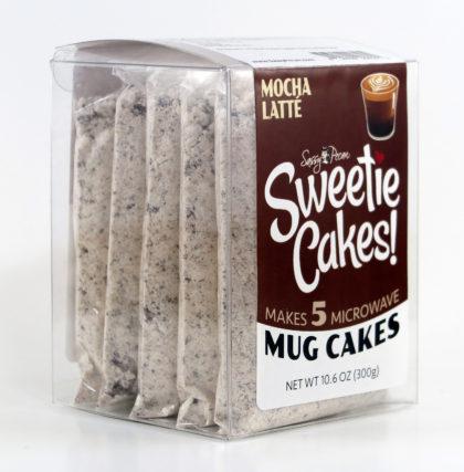 Sweetie Cakes Mocha Latte