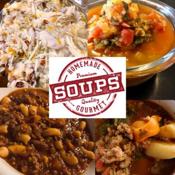 Sassy Pecan Fresh Made Soups